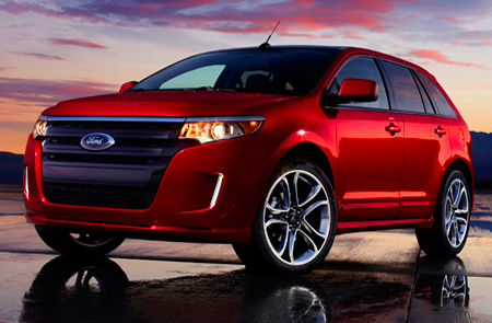 The  Ford Edge Is