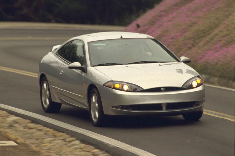Modern Classics: Mercury Cougar, 1999-2002 | Hallmark Ford ...